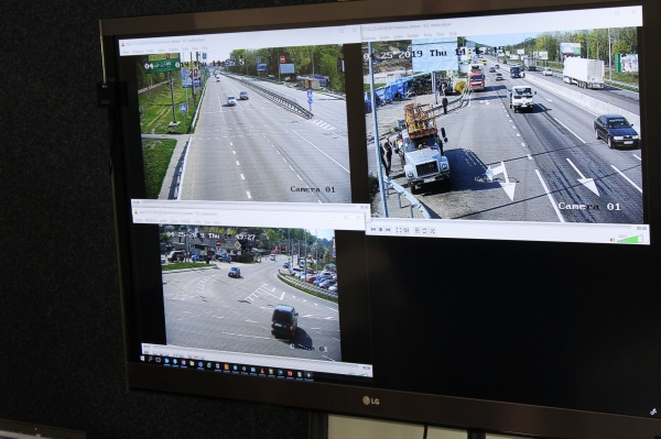 The Traffic Safety Monitoring Center is opened - the first