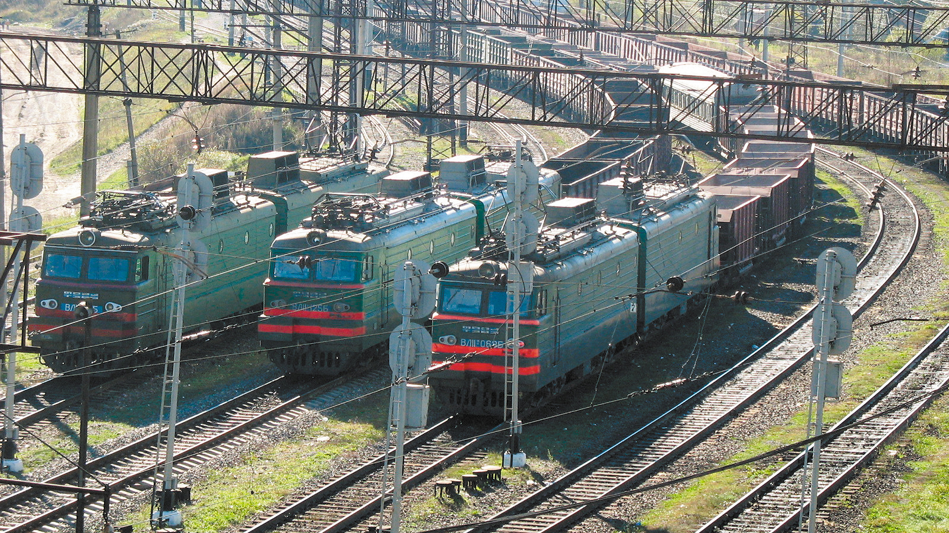 Infrastructure projects in the railway transport - Ministry